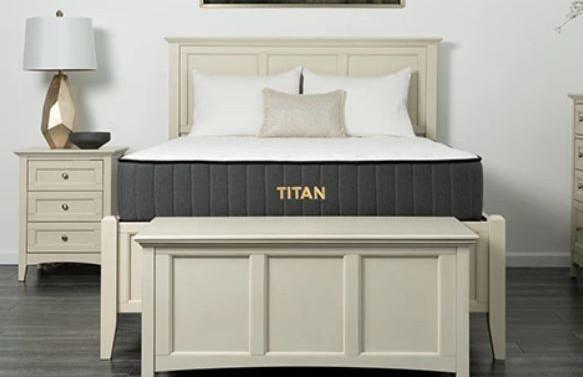 Best Memory Foam Mattress For Heavy People - Titan