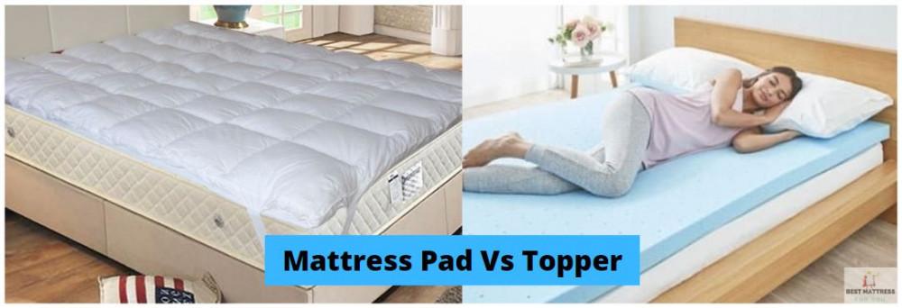 Mattress Pad Vs Topper - Cover Image