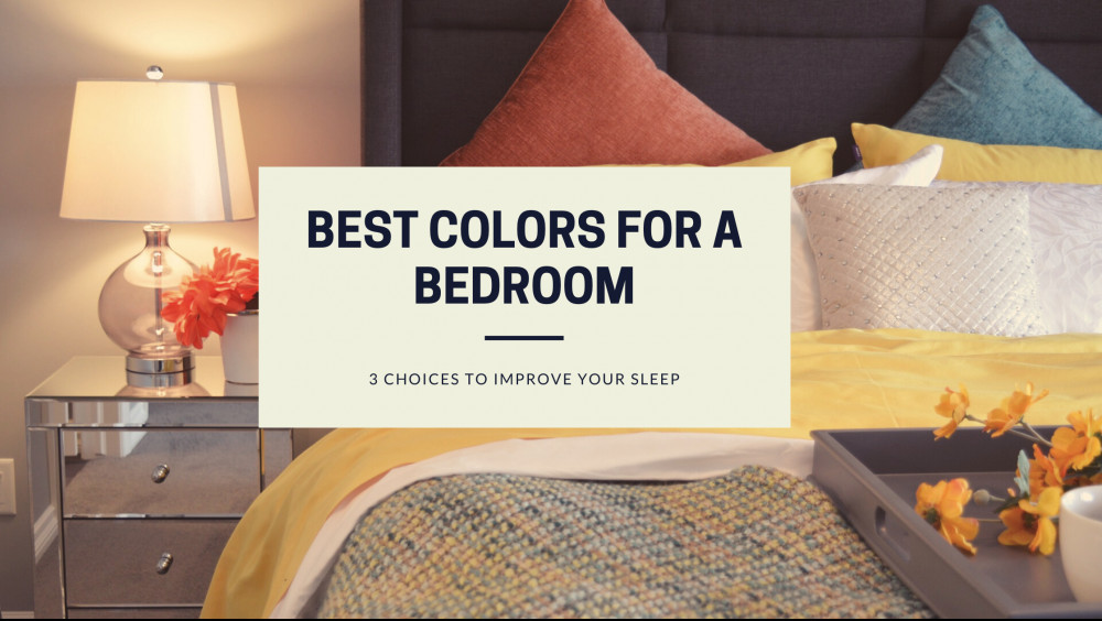 Best Colors For A Bedroom - Cover Image