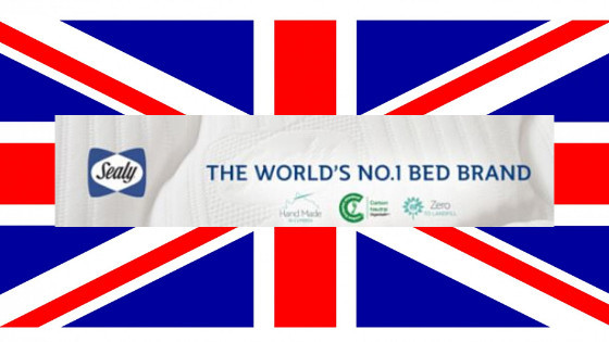 Sealy Mattress UK - Cover Image