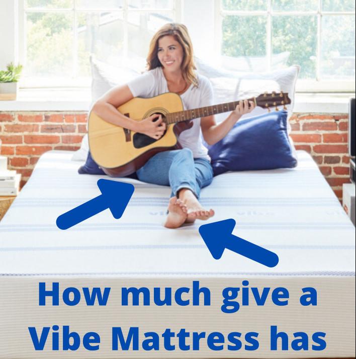 Vibe Mattress - Contouring