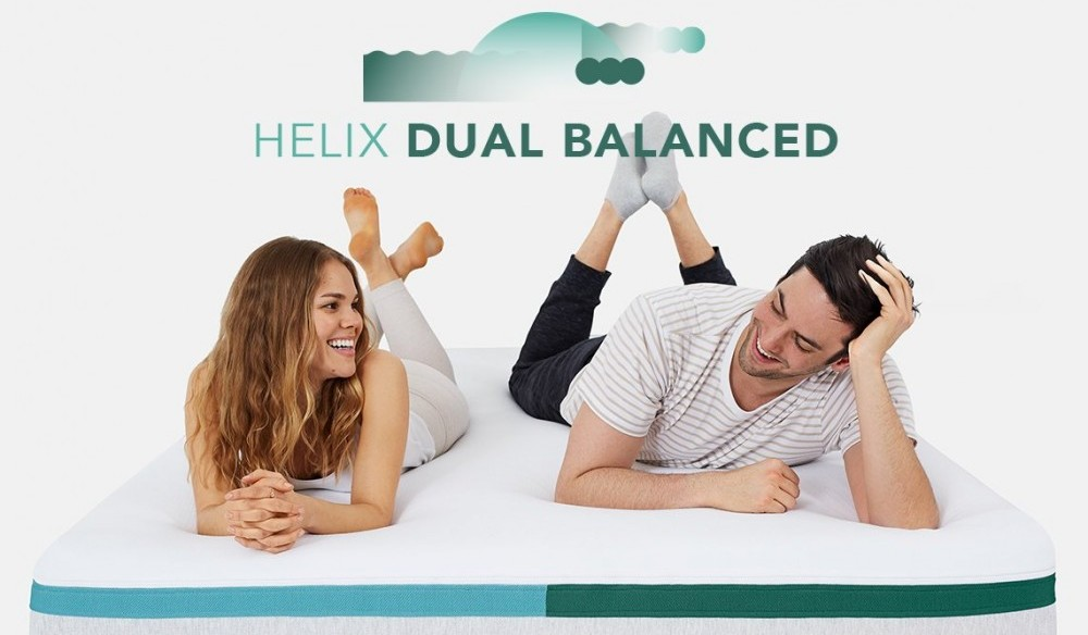 Helix Dual Balanced Mattress