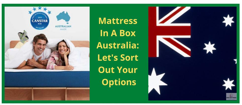 Mattress In A Box Australia - Cover Image