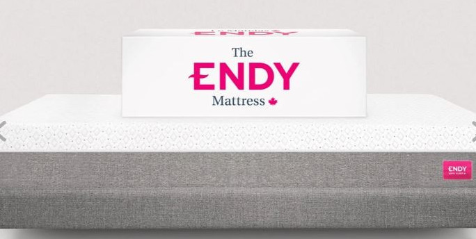 Endy Bed In A Box Canada