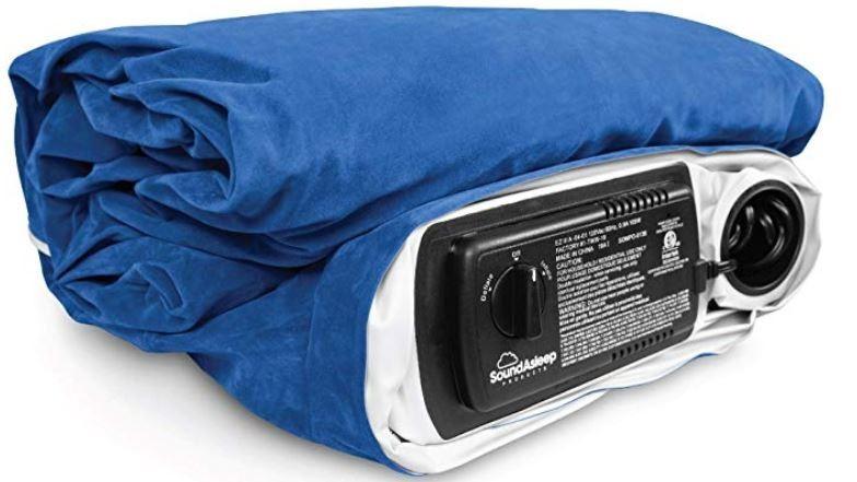 air mattress internal pump