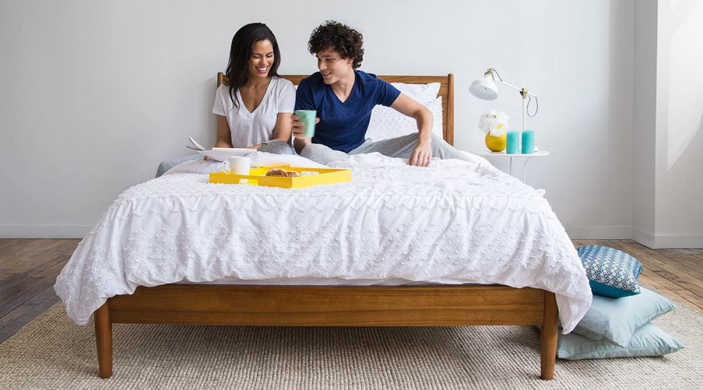 Revel Mattress Review: Couple On Revel