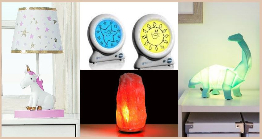 Table Lamps For A Bedroom - Kids