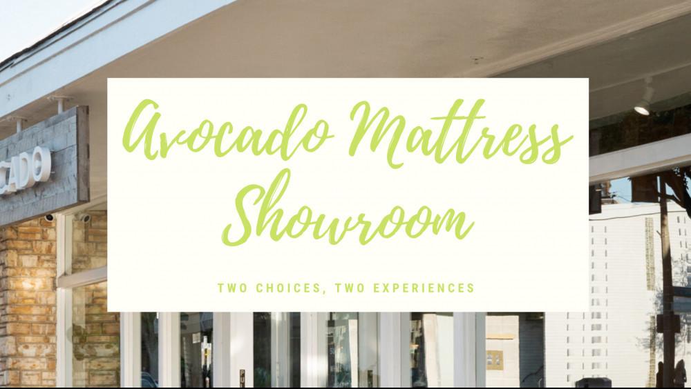 Avocado Mattress Showroom - Cover Image