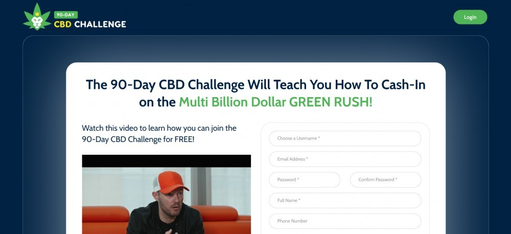 90 day cbd challenge review