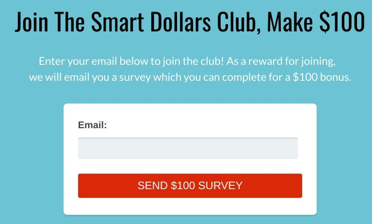 smart dollars club sign up form