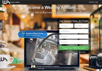 Wealthy Affiliate Marketing Classes