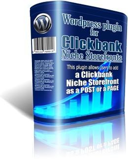 ClickBank WordPress Plugin CBDProAds Affiliate