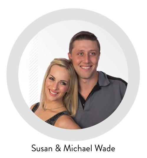 Crazy Wrap Stories Susan and Michael Wade