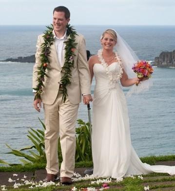 Michael Mansell Wedding in 2012