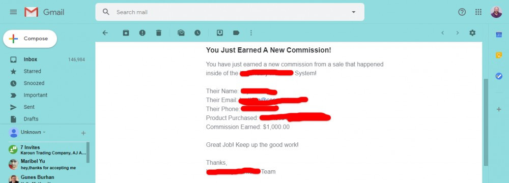 High Ticket Affiliate Commissions