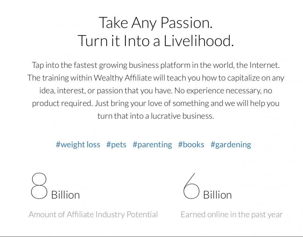 Turn any Passion into a Livelihood