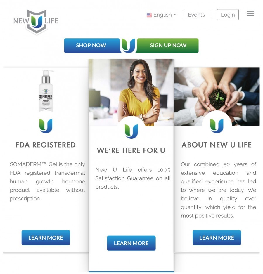 New U Life What is it Scam or Legit?