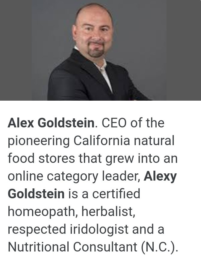 Alexy Goldstein New U Life Somaderm Gel Founder