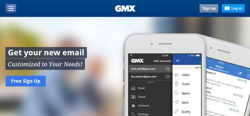 GMX E-Mail