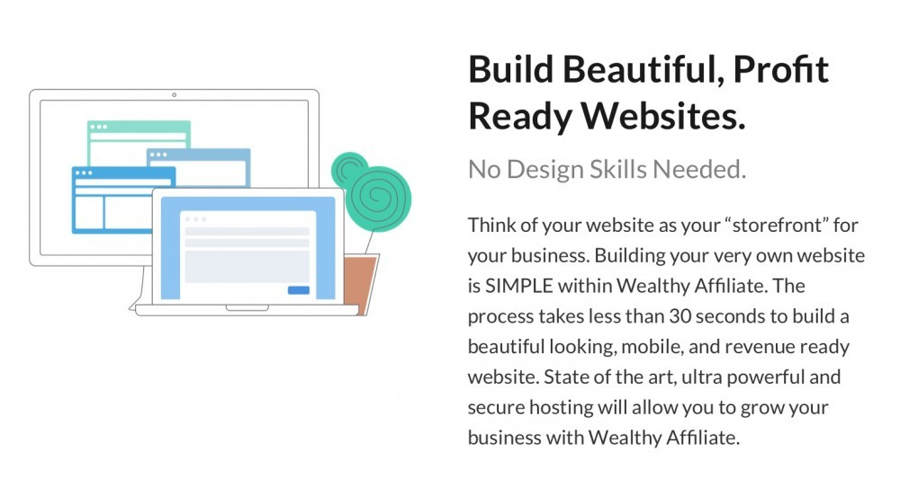 Build Beautiful, Profit Ready Websites