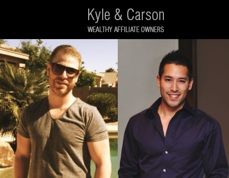 Kyle Loudon & Carson Lim