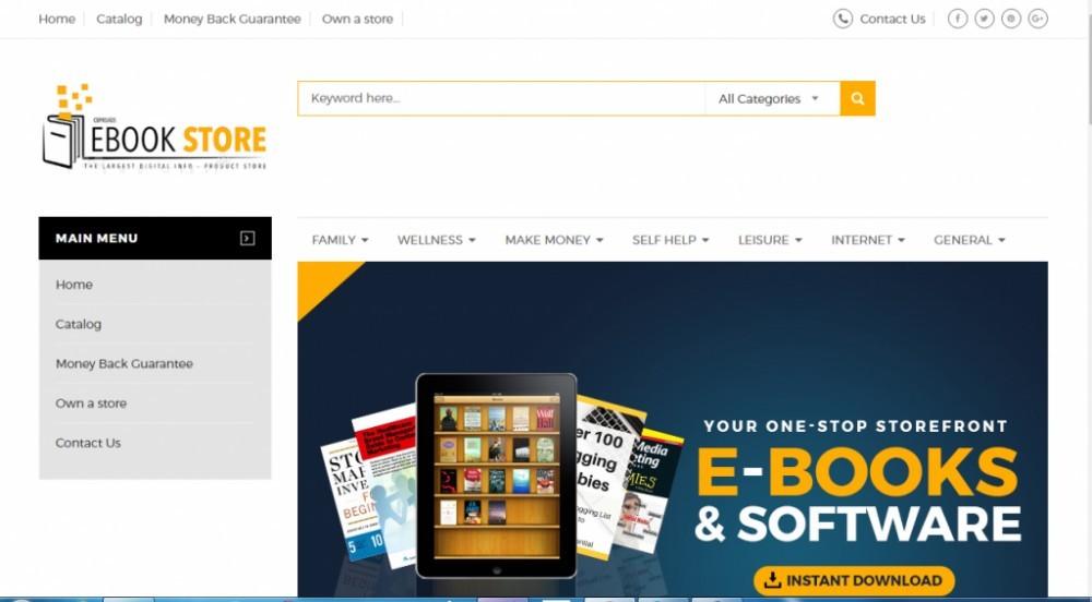 ClickBank storeFront Affiliate Marketing CBProAds