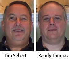 Tim Sebert & Randy Thomas Genusity Founders