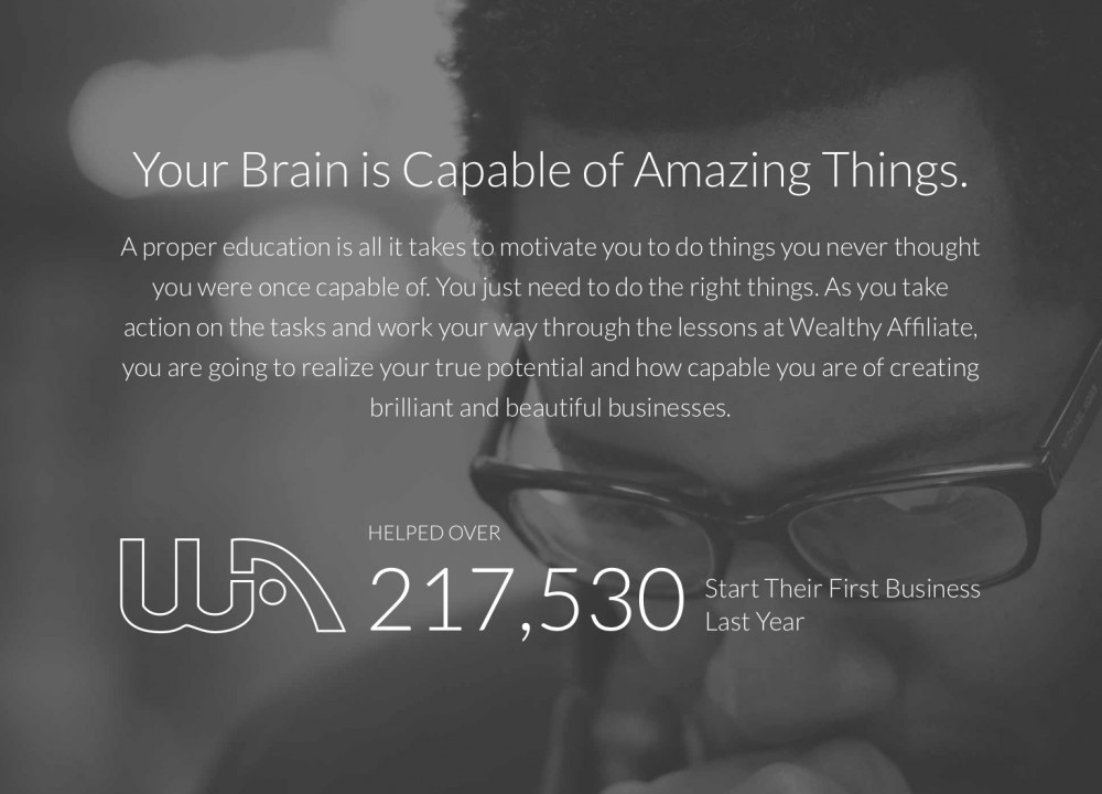 Your Brain is Capable of Amazing Things