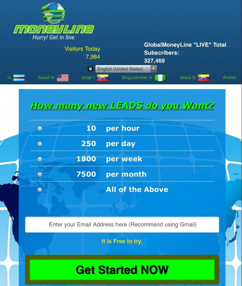 Global Moneyline Tony Lee Hamilton LinkedIn