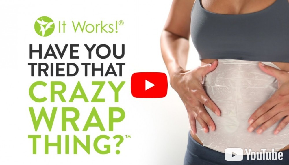 It Works! Have You Tried the Crazy Wrap Thing?
