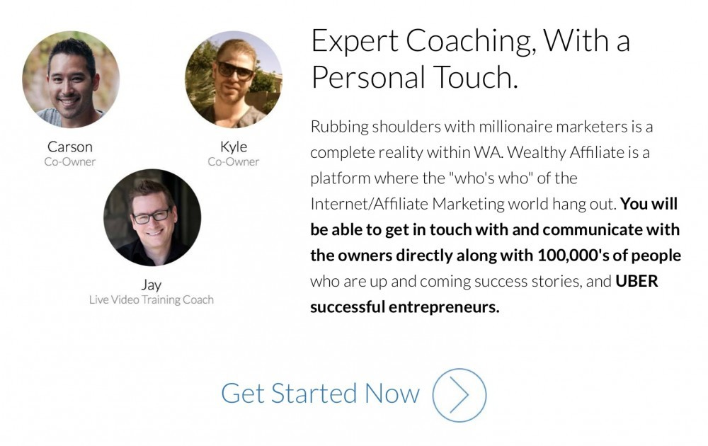 Expert Coaching, with a Personal Touch