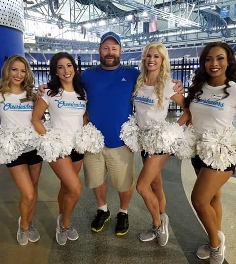 Cheerleaders Leads!