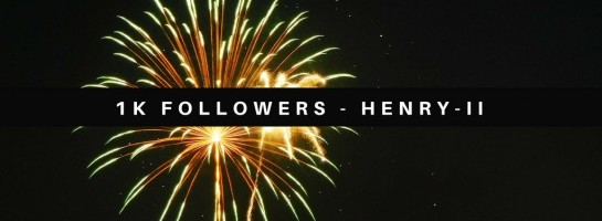 1K followers! Thank you Wealthy Affiliate!