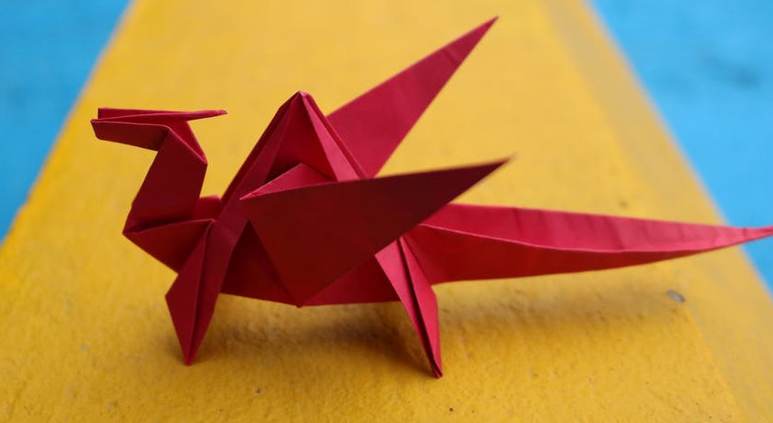 how to learn origami