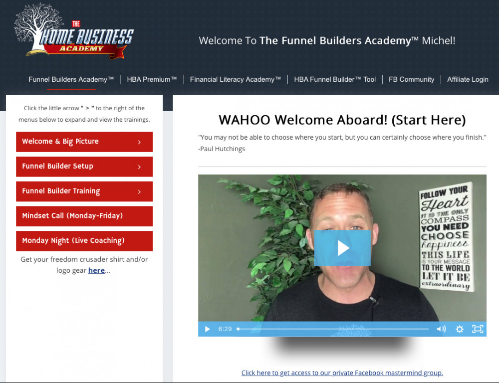 hba funnel builder review