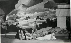 ballet ninette de Valois