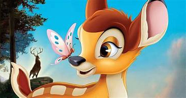 bambi disney movie