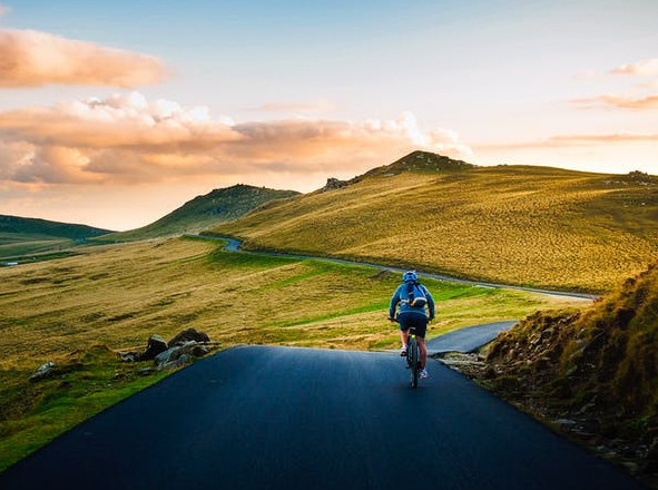 how to cycle uphill