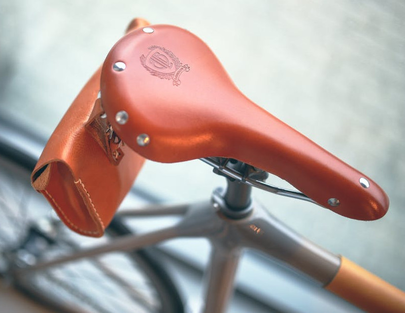 Cycling saddle sores