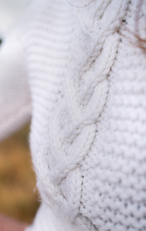 knitting cable stitch