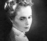 dame ninette de Valois