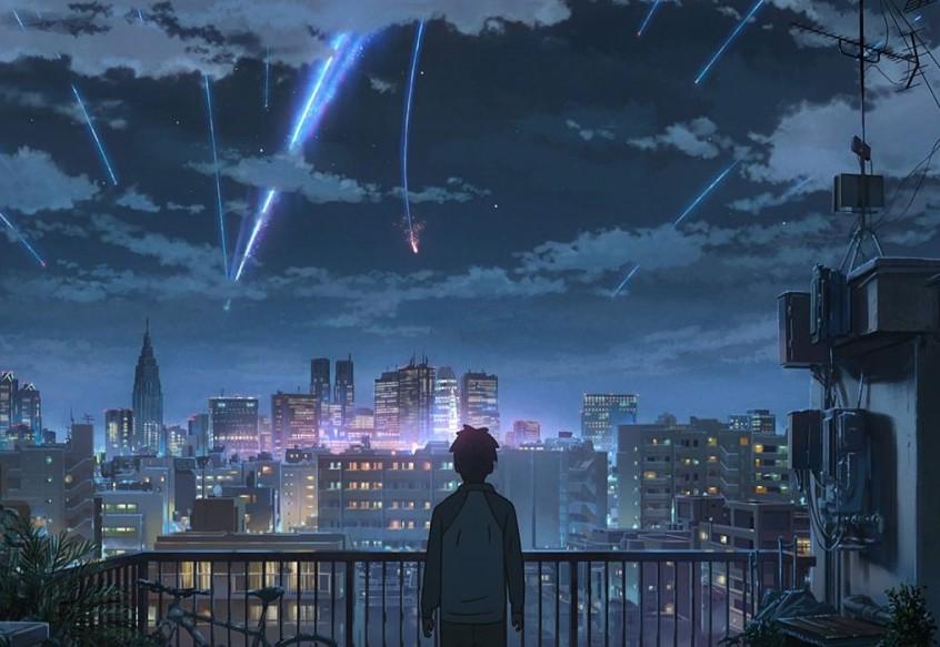 Kimi no Na wa Anime Movie Review