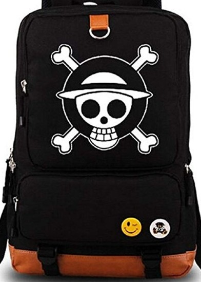 straw hat pirates modern backpack