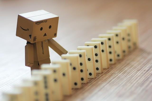 The ONE Thing The Domino Effect