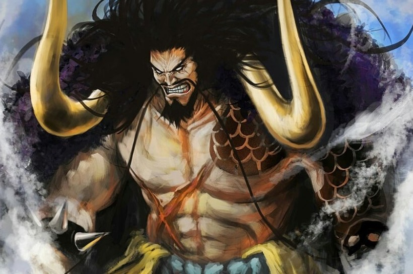 Kaido King of the Beasts