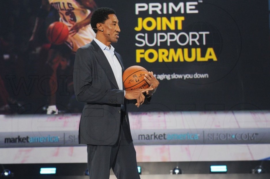 Scottie Pippen Shop.com Vitamins