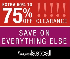 Neiman Marcus Lastcall Sale