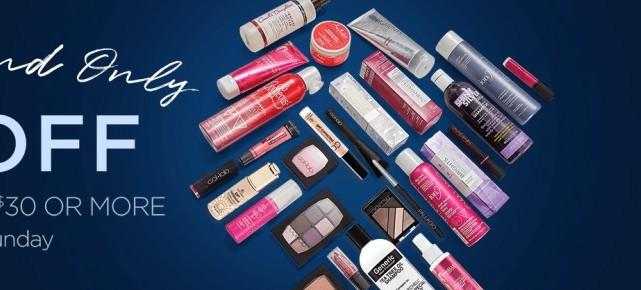 Sally Beauty Online sale