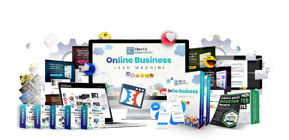 Online Business Lead Machine