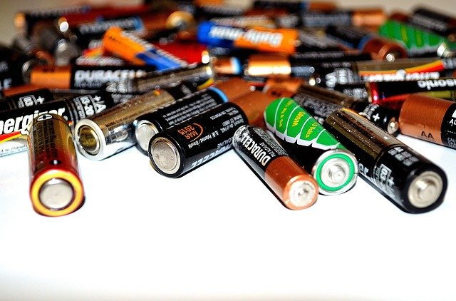 where to dispose batteries